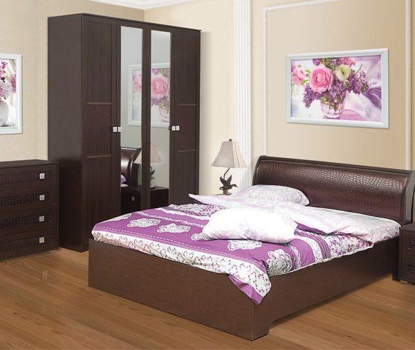 Спальня Мона венге