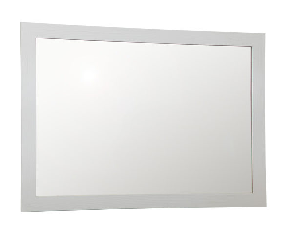 Зеркало Мона белое