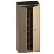 Мебель для гостиниц Кредо (28) Шкаф высокий 2-дверный