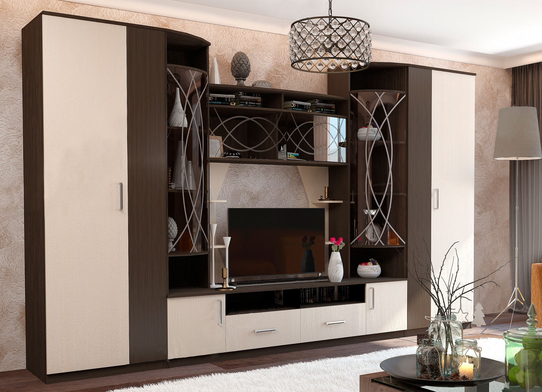 Купить Современную Мебель Для Гостиной