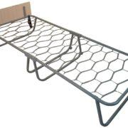 Кровать раскладная (раскладушка) Волна 700C со спинкой (3)