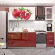 Кухня Гранат 1.8