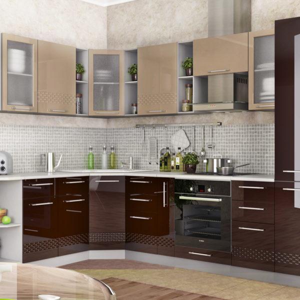 Кухня Капля капучино шоколад