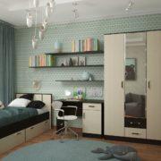 Спальня Весна #1