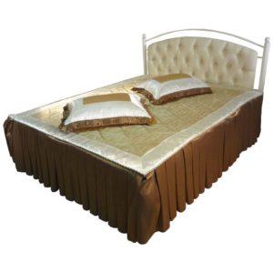 Кровать двойная металлическая Диана-1200