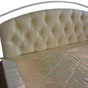 Кровать двойная металлическая Диана-1200 (спинка)