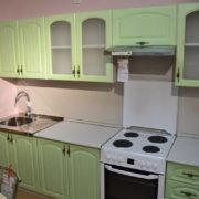 Кухня Монако фисташка (фото)