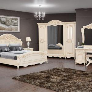 Спальня Донателла (ваниль)