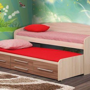 Кровать Адель-5 (ясень)