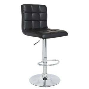 J68 барный стул черный