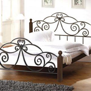 Кровать Мария 2сп. (дерево)