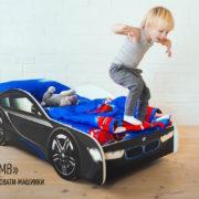 Кровать-машина BMW (5)