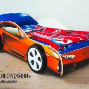 Кровать-машина Lamborghini (1)