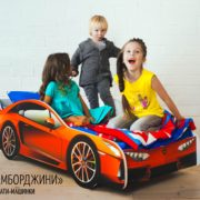 Кровать-машина Lamborghini (2)