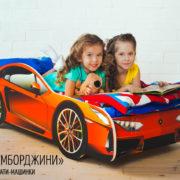 Кровать-машина Lamborghini (3)