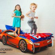 Кровать-машина Lamborghini (4)