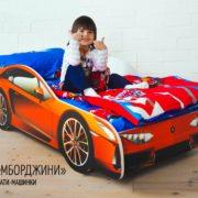 Кровать-машина Lamborghini (5)