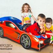 Кровать-машина Mercedes (1)