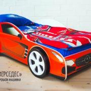 Кровать-машина Mercedes (3)