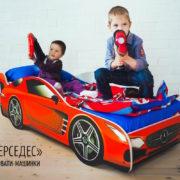 Кровать-машина Mercedes (4)