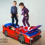 Кровать-машина Mercedes (5)