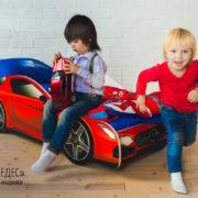 Кровать-машина Mercedes (6)