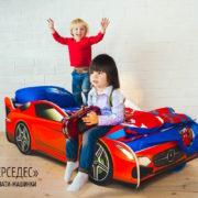 Кровать-машина Mercedes (7)