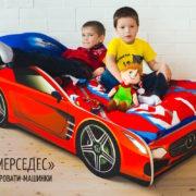 Кровать-машина Mercedes (8)