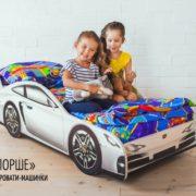 Кровать-машина Porsche (3)