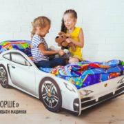 Кровать-машина Porsche (4)