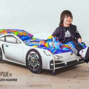Кровать-машина Porsche (7)