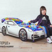Кровать-машина Porsche (8)