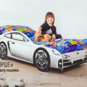 Кровать-машина Porsche (9)