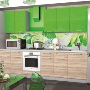 Кухня София Зеленый-Сонома