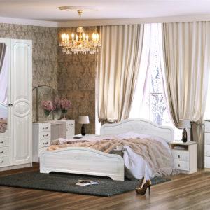 Спальня Кэт-6 сандал
