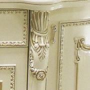 Комод с зеркалом «ДЖОКОНДА» крем (фото-1)