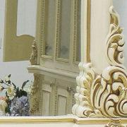 Комод с зеркалом «ДЖОКОНДА» крем (фото-2)
