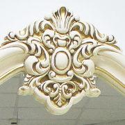 Комод с зеркалом «ДЖОКОНДА» крем (фото-3)