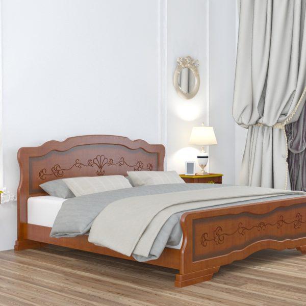 Кровать Карина-6 тахта орех
