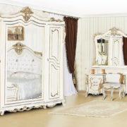 Набор мебели для спальни «ДЖОКОНДА» (2)