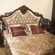 Набор мебели для спальни «ДЖОКОНДА» (орех) (фото-1)