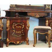 Набор мебели для спальни «ДЖОКОНДА» (орех) (фото-5)