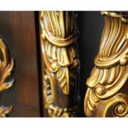 Набор мебели для спальни «ДЖОКОНДА» (орех) (фото-9)