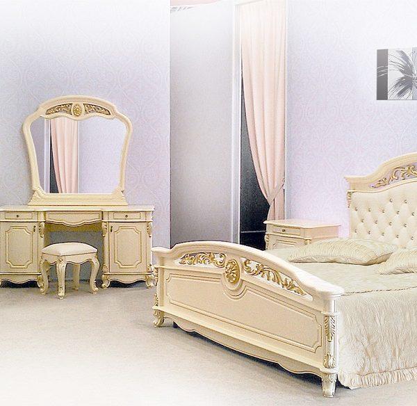 Спальня Афина крем