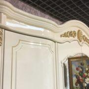 Спальня Афина крем (фото-3)