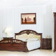 Спальня Афина орех