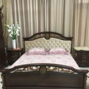 Кровать Афина орех (6)
