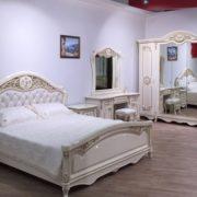Спальня ДАНИЭЛЛА крем (4)
