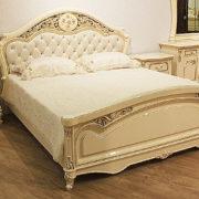 Кровать ДАНИЭЛЛА крем