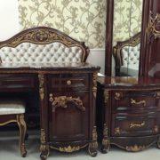 Спальня Даниэлла орех (2)